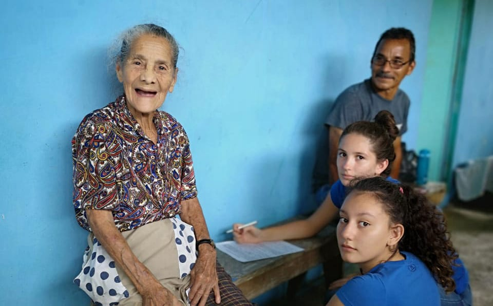 96-year old Guapiles