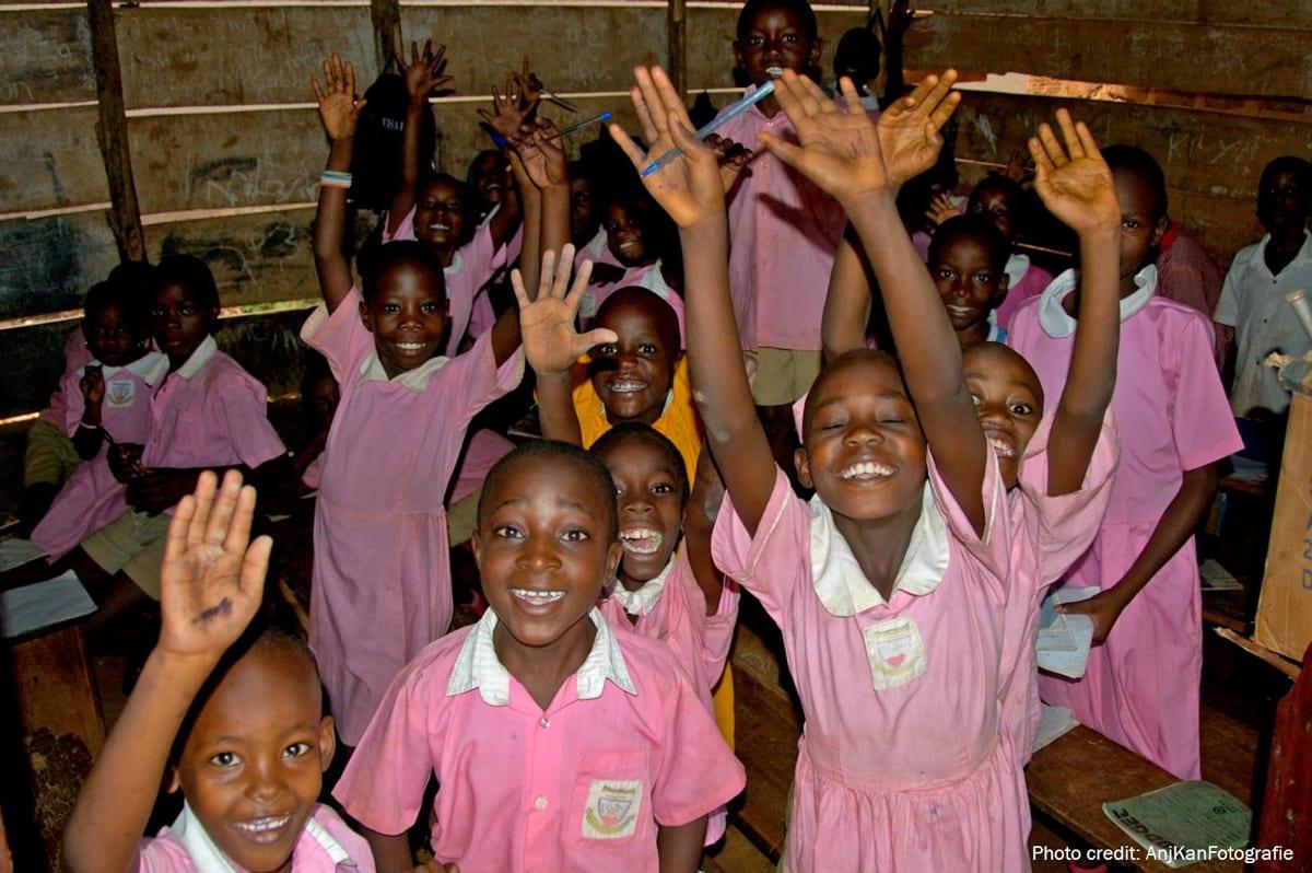Children of Kampala, Uganda   Photo credit: AnjoKanFotografie