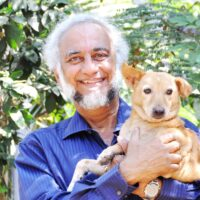Chinny with Bhairav-rescued