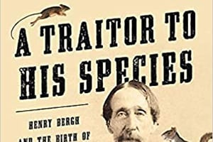 Book Cover: A Traitor of His Species