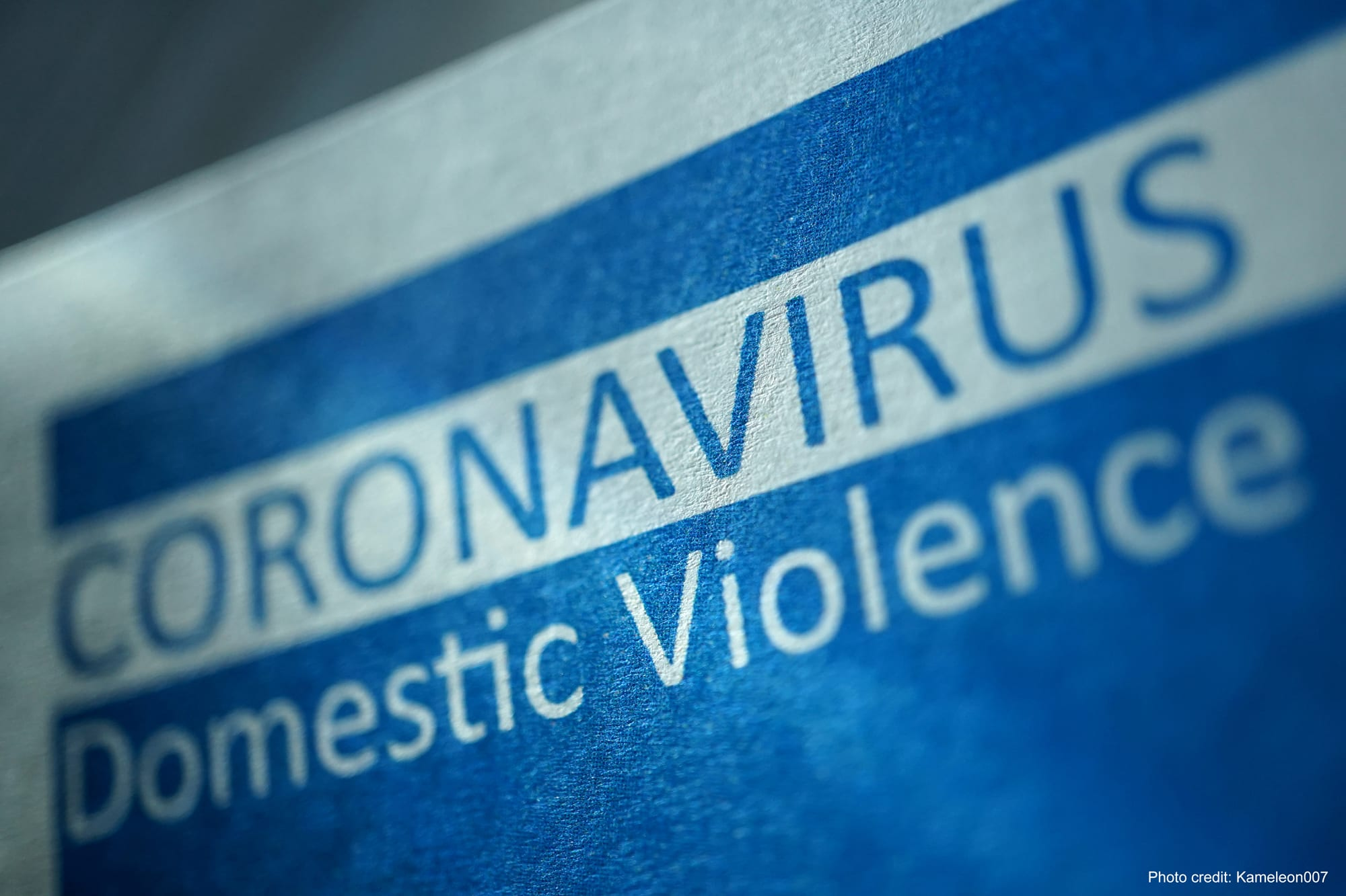 Coronavirus Domestic Violence | Photo credit: Kameleon007