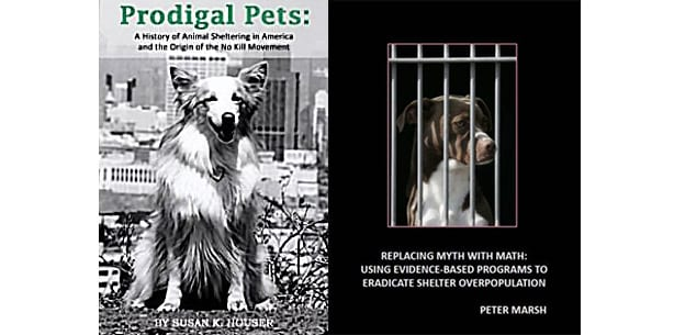 Two Books on Animal Sheltering