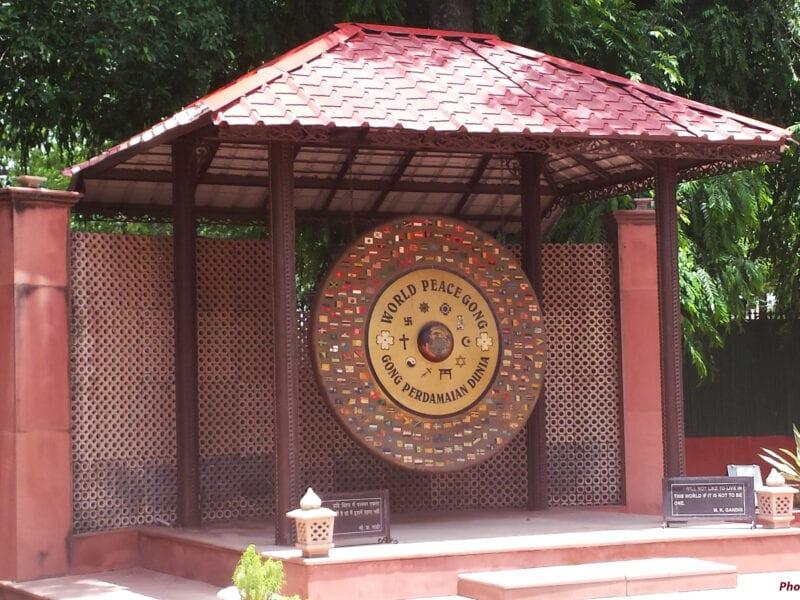 Ghandi Museum, Delhi   Photo credit: KR