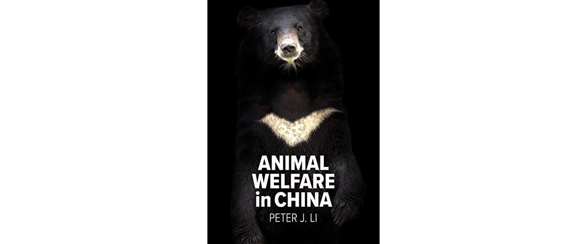 Animal Welfare in China book cover | 2021, University of Sydney Press, Sydney, Australia