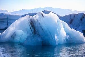 Glacier Lagoon in Greenland | Photo credit: Stereo Lights